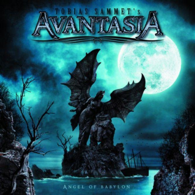 Avantasia - Angel Of Babylon_cd