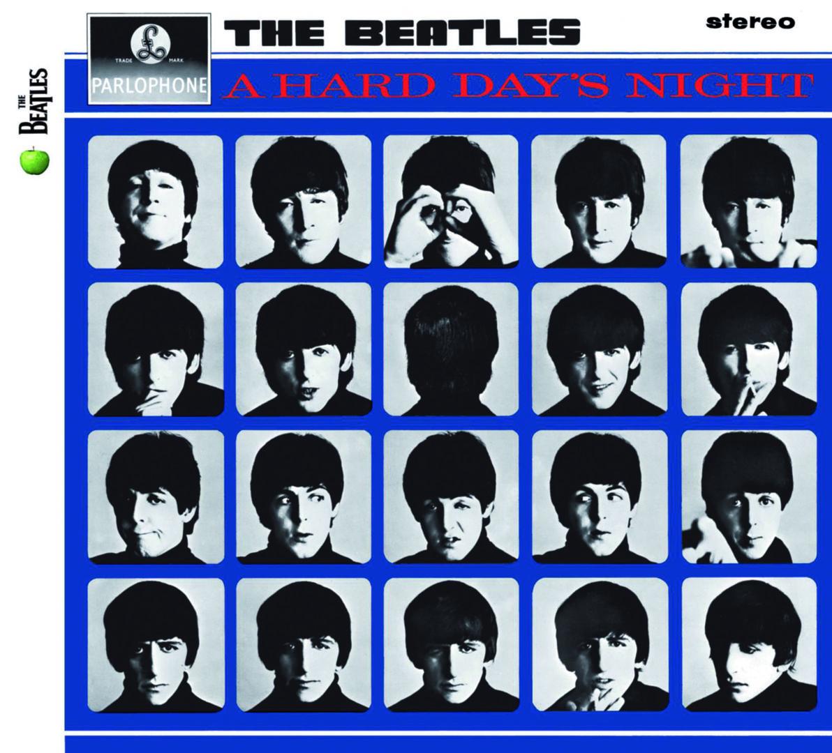 Anhörbar: A Hard Day's Night (1964)