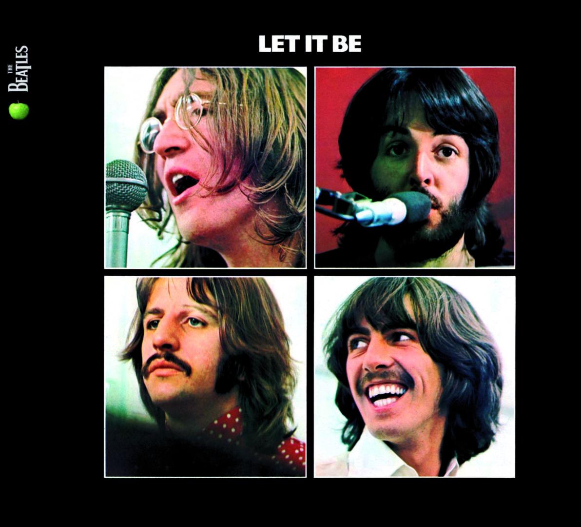 Anhörbar: Let It Be (1970)