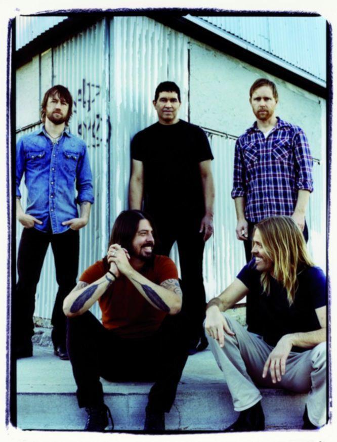 Foo Fighters 2011 @ Steve Gullick