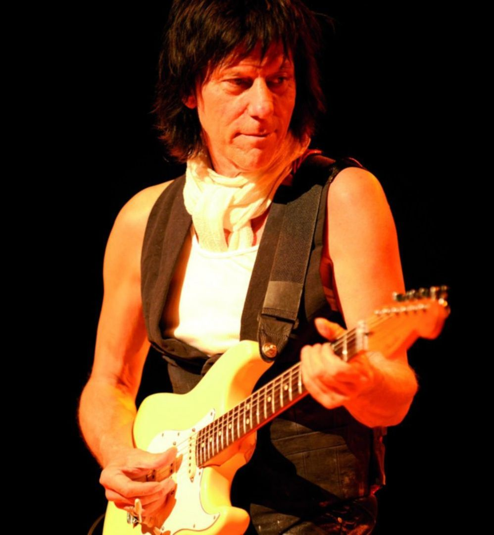 jeff beck 100 beste gitarristen