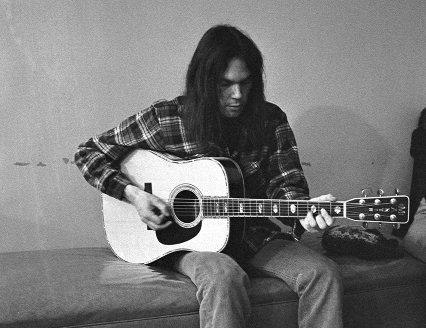 Neil Young 100 beste gitarristen