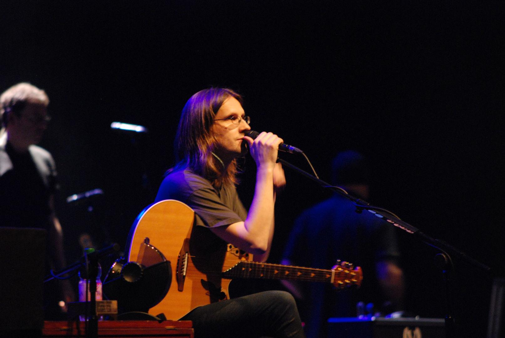 Steven Wilson @ Joachim Kling (2)