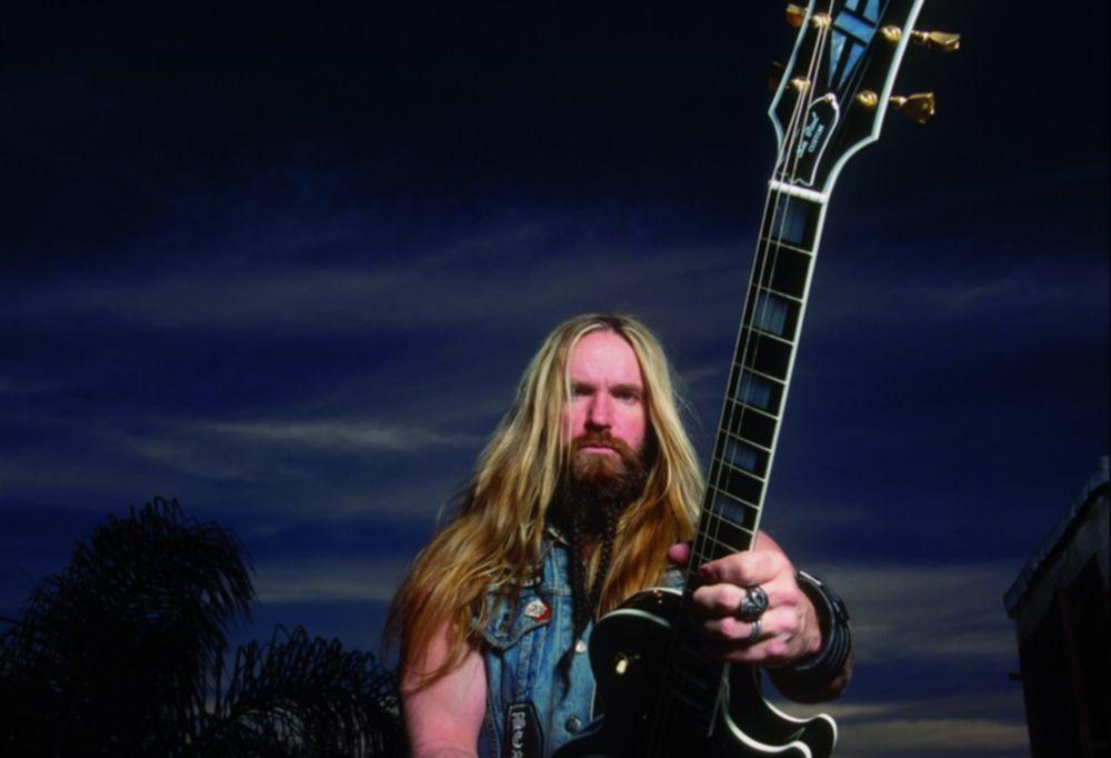 Zakk Wylde 100 beste gitarristen