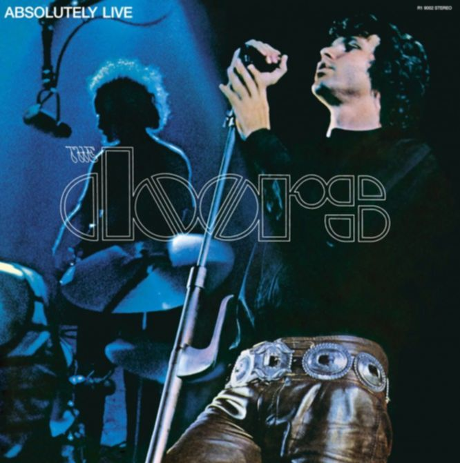 Wunderbar: ABSOLUTELY LIVE (1970)