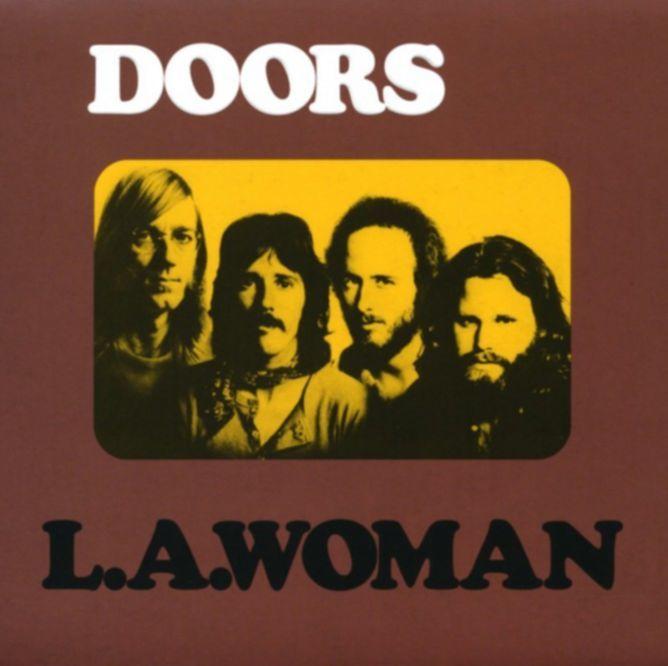 Wunderbar: L.A. WOMAN (1971)
