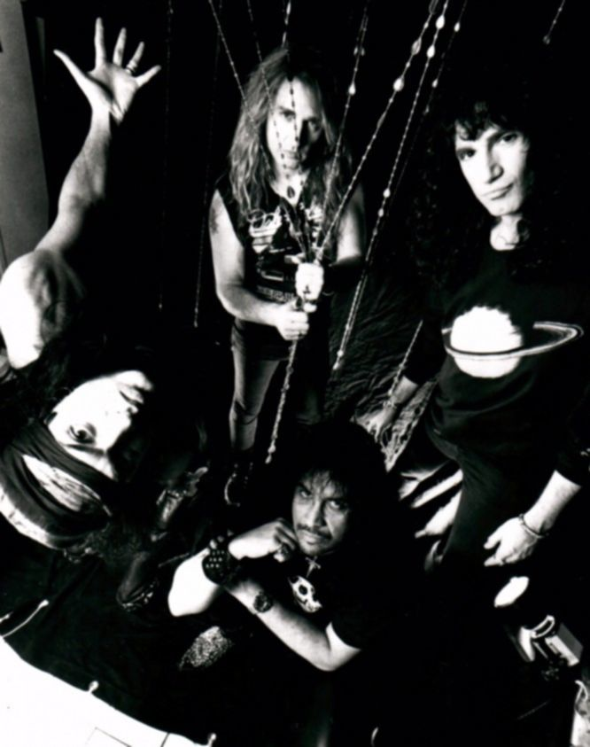 Kiss 1993