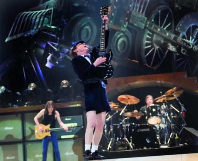 AC/DC - O2 Arena