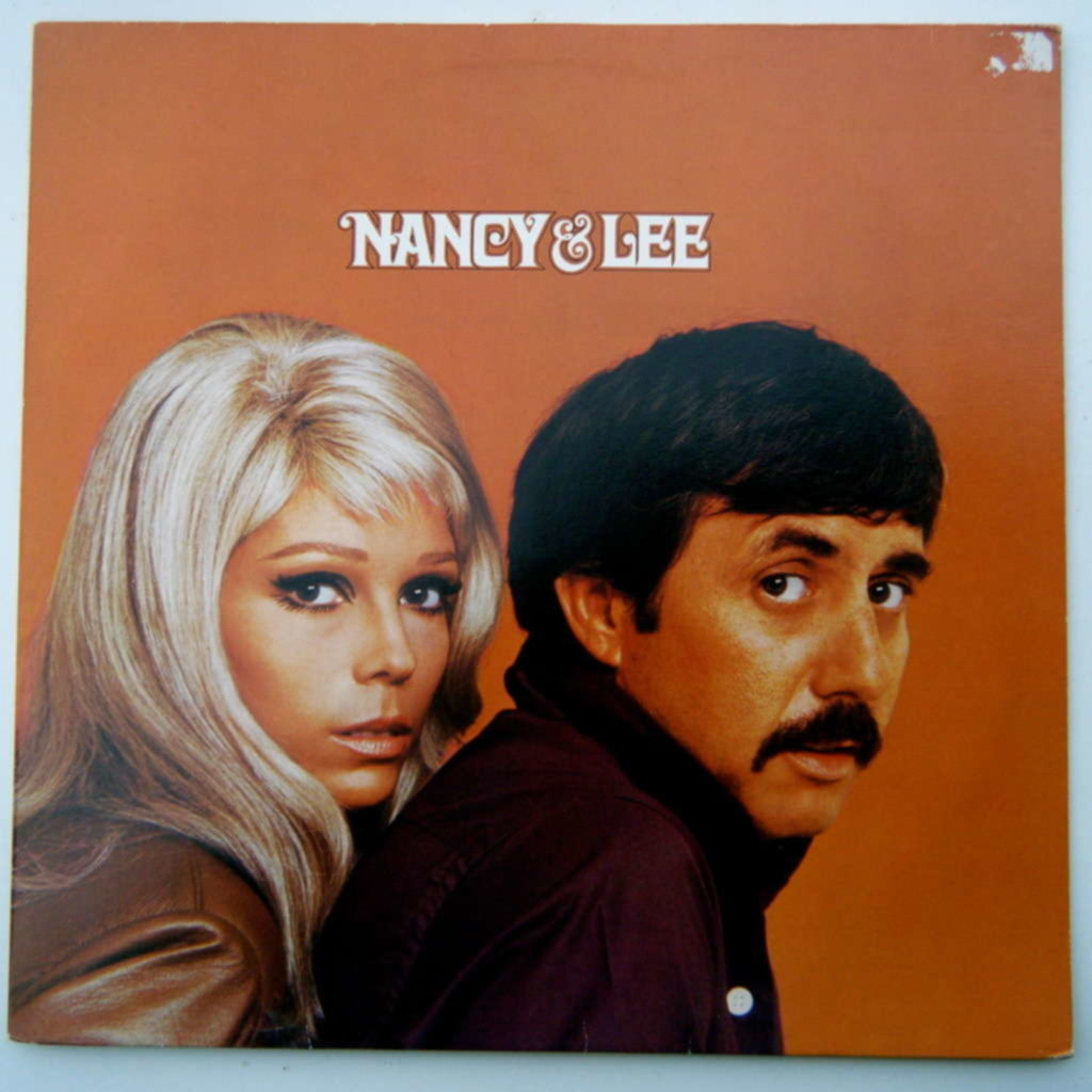 Lee Hazlewood - NANCY & LEE (1968)