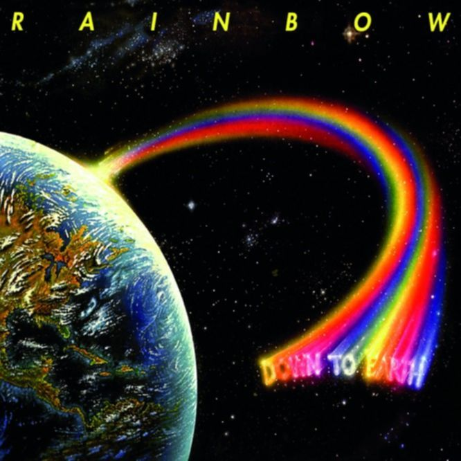 Unverzichtbar: DOWN TO EARTH,  Rainbow  (POLYDOR, 1979)