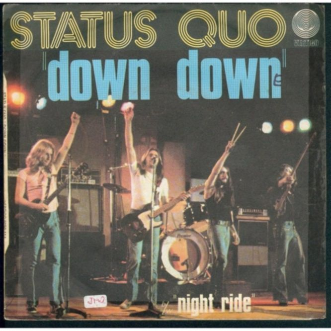 status quo down down