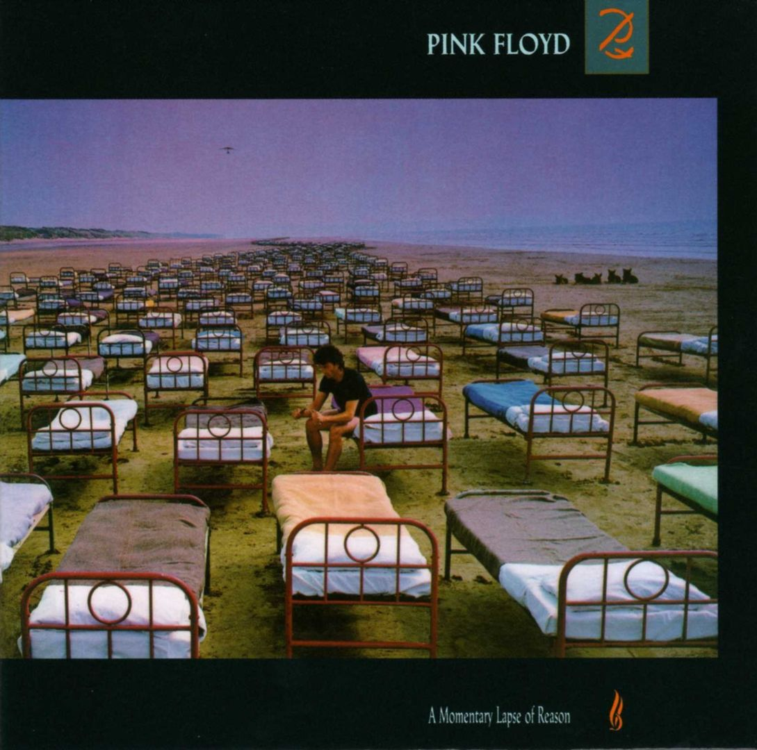 Sonderbar:A MOMENTARY LAPSE OF REASON (EMI/1987)