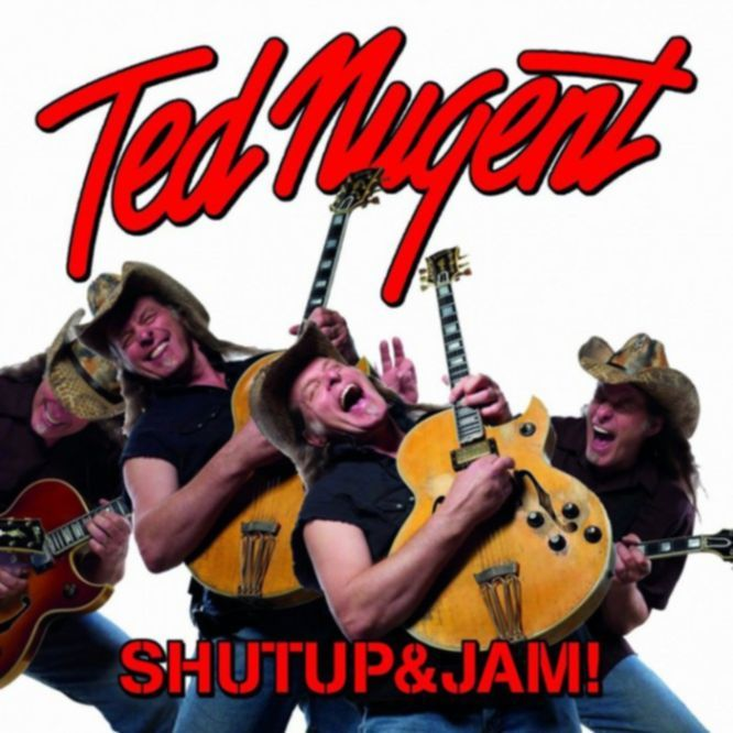 nugent ted shut up and jam
