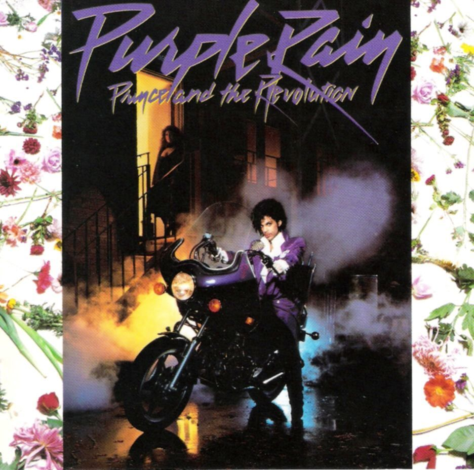 Unverzichtbar: PURPLE RAIN (Warner, 1984)