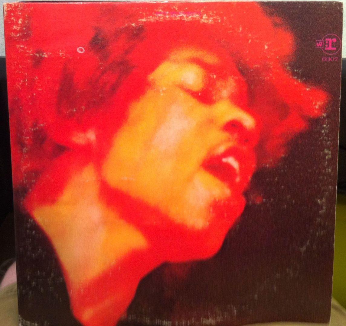 Unverzichtbar: ELECTRIC LADYLAND (Polydor, 1968)