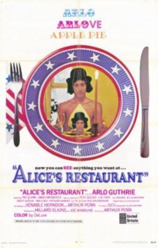 Alice's Restaurant (USA/1969)