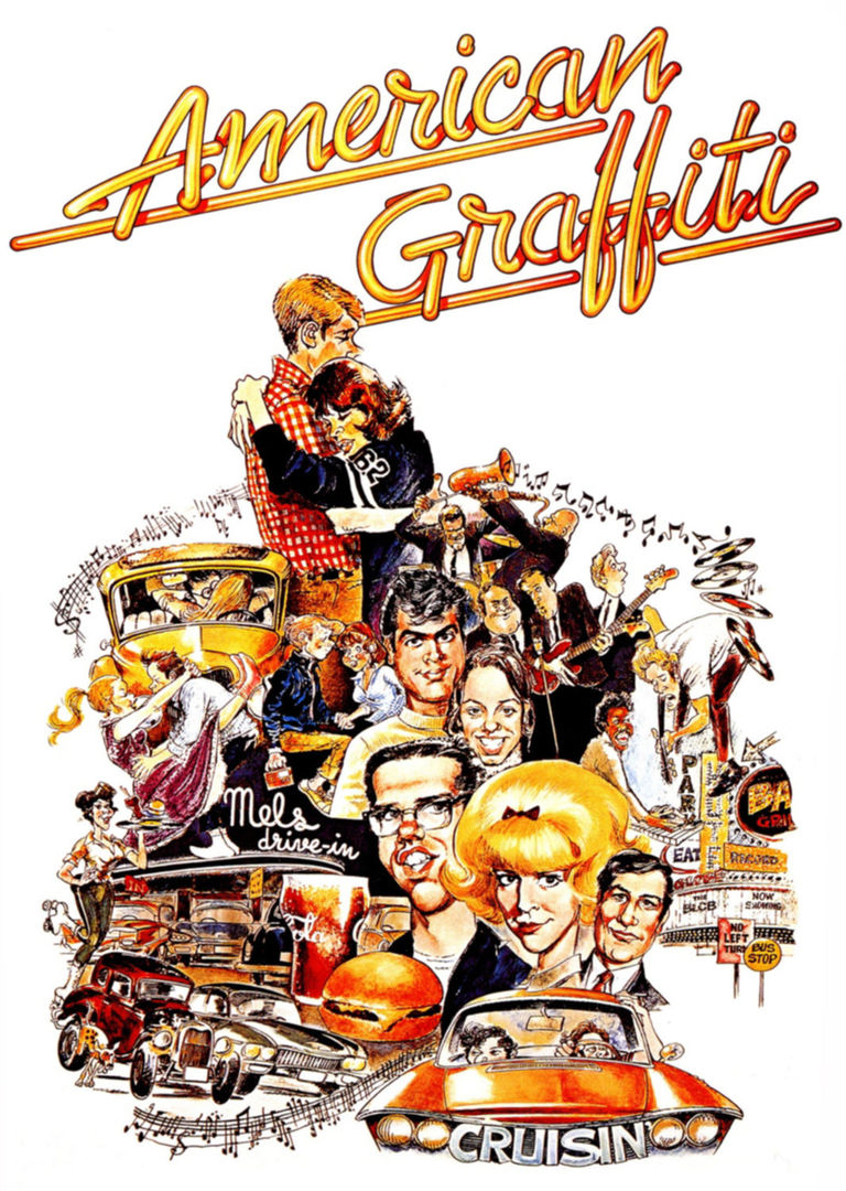 American Graffiti (USA/1973)