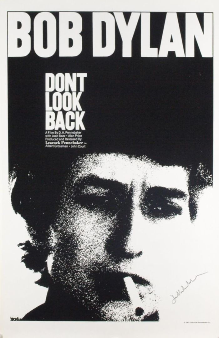 Bob Dylan: Don't Look Back (USA/1967)