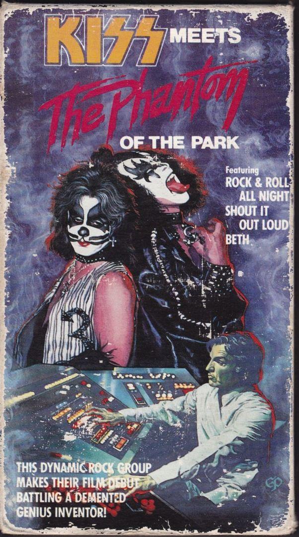 Kiss - Von Phantomen gejagt (USA/1978)