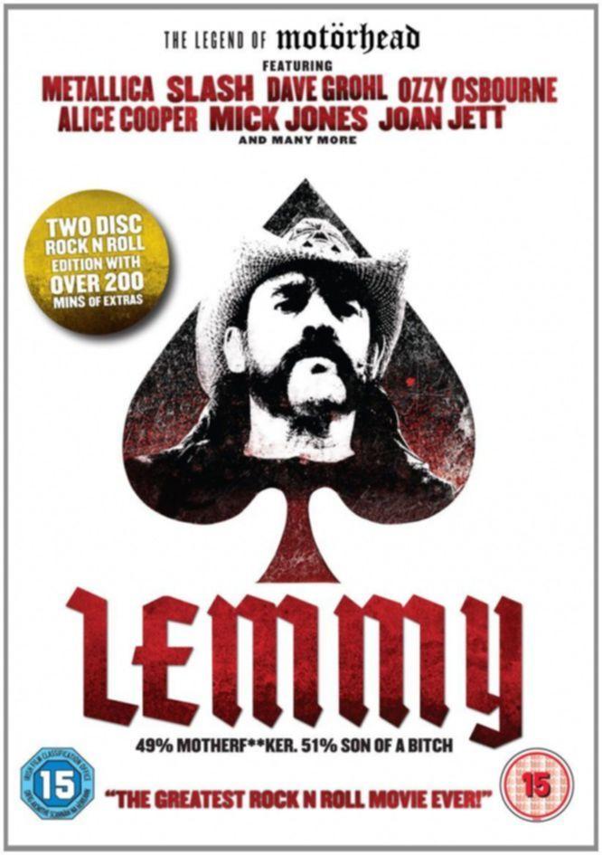 Lemmy (USA/2010)