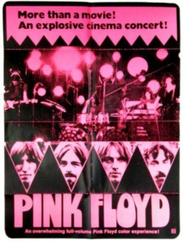 Pink Floyd: Live at Pompeji (B/1972)