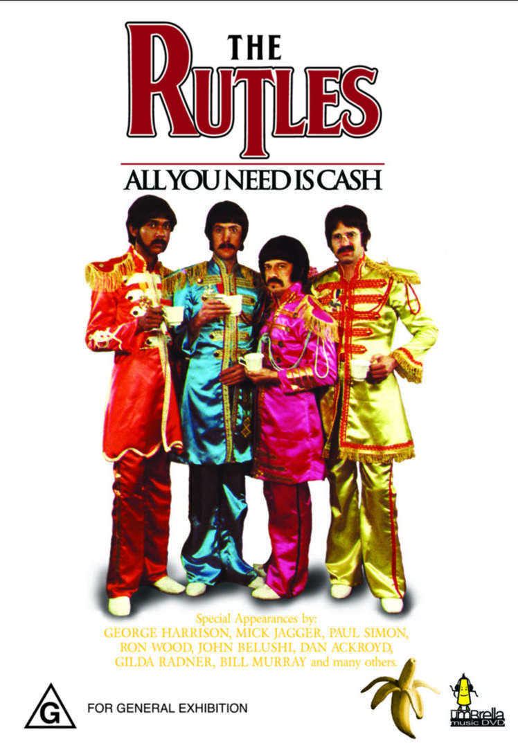 Rutles - All You Need is Cash (GB, USA/1978)