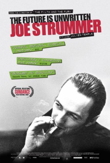 Joe Strummer: The Future Is Unwritten (GB, IR/2007)
