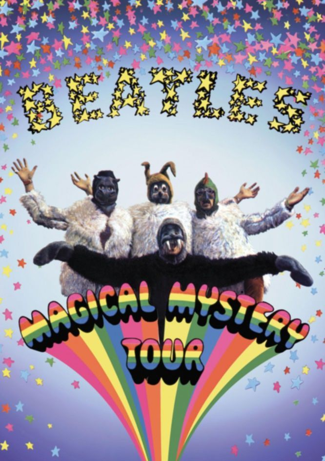 Magical Mystery Tour (GB/1967)