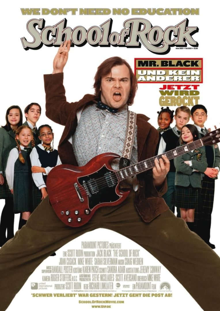 School Of Rock (USA/2003)