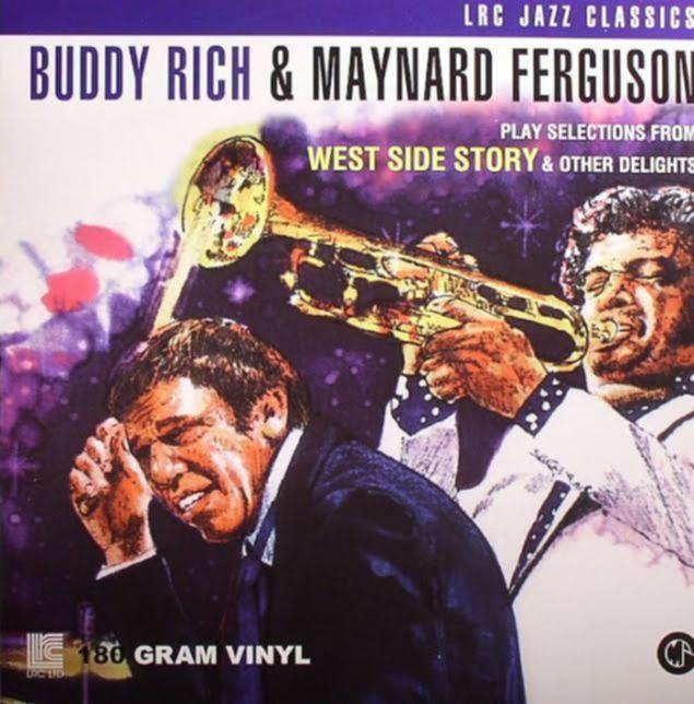 Buddy Rich - WEST SIDE STORY