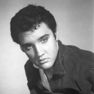 Elvis Presley (C) Sony Music Archives