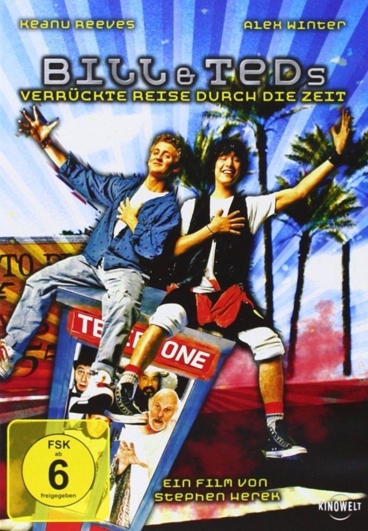 Bill und Teds verrückte Reise durch die Zeit (USA 1988)