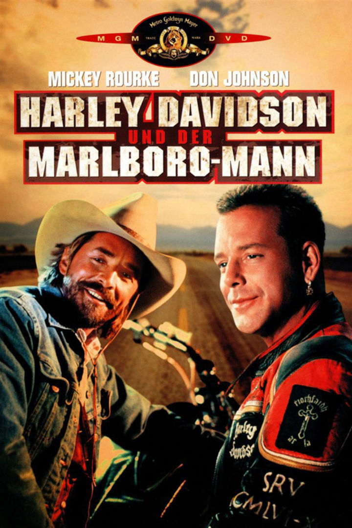 Harley Davidson And The Marlboto Man (USA/1991)