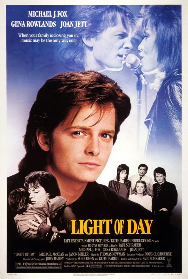 Light Of Day (USA/1987)