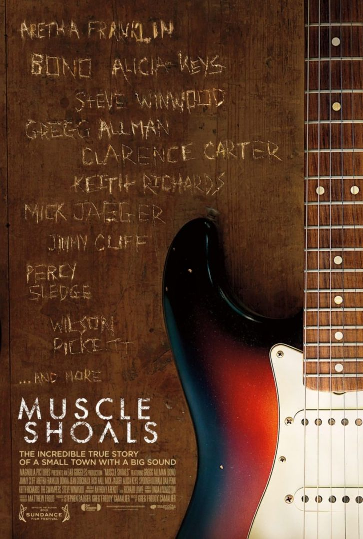 Muscle Shoals (USA/2013)