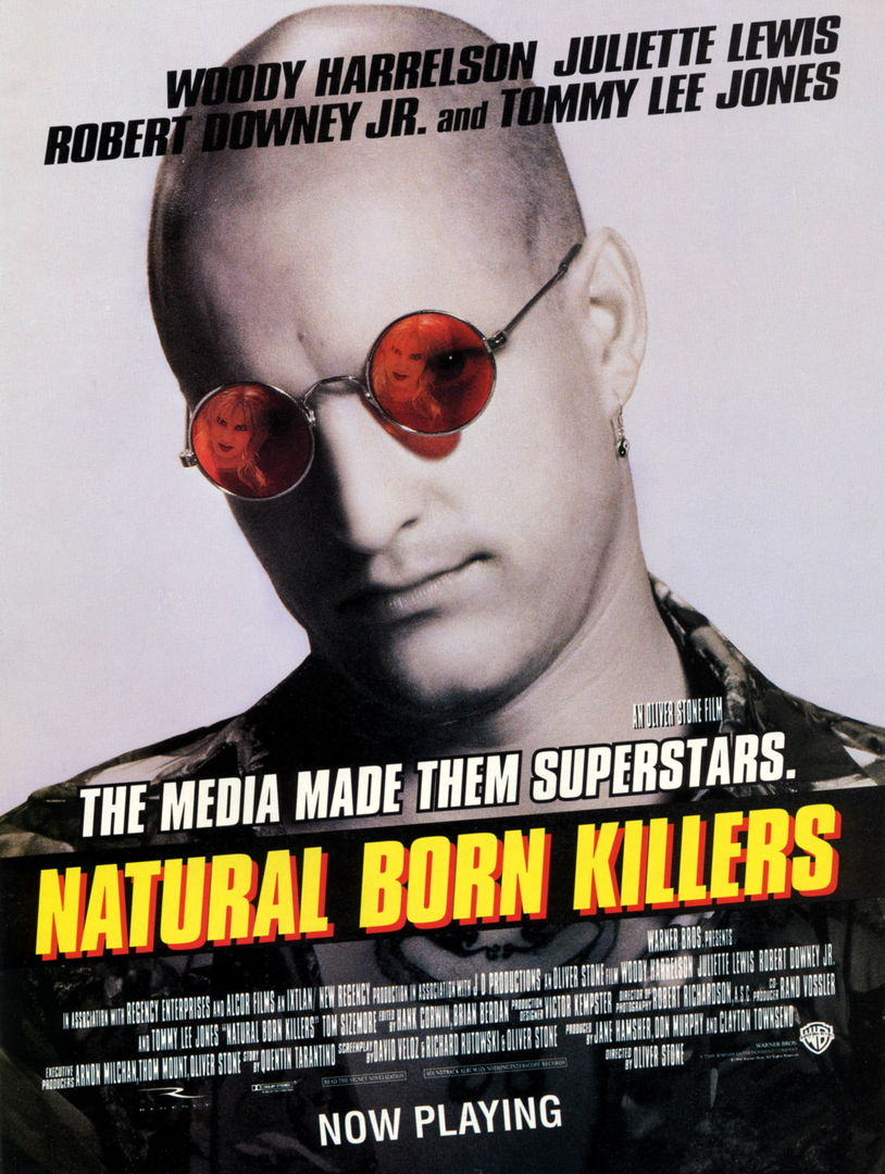 Natural Born Killers (USA/1994)