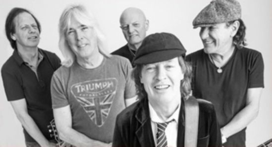 ACDC neues Lineup