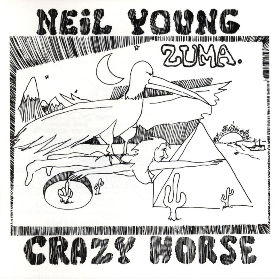 Neil Young - ZUMA (1975)