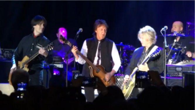 Paul McCartney Valentine's Day