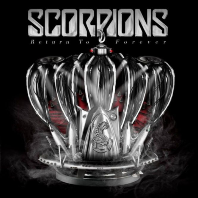 Scorpions Return To Forever