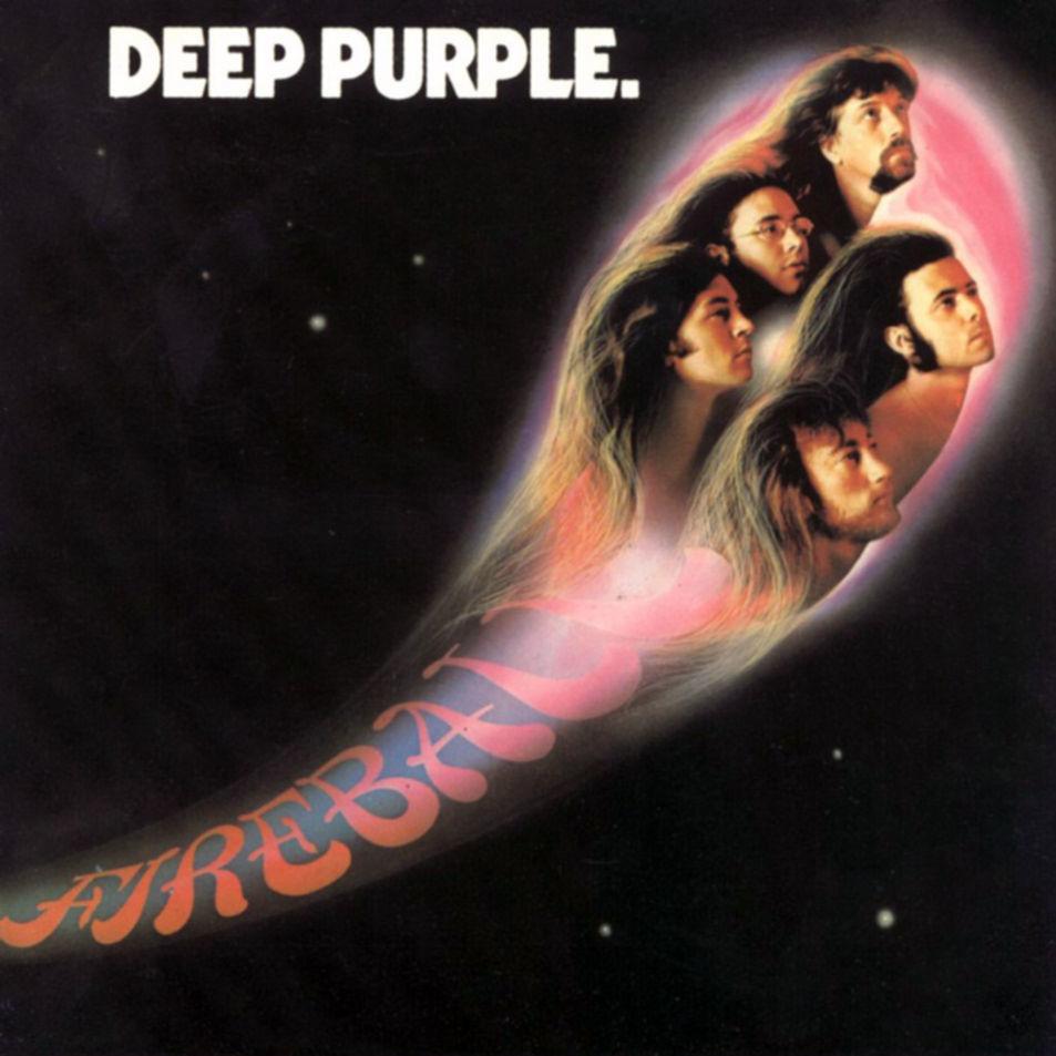 Deep Purple - FIREBALL (1971)