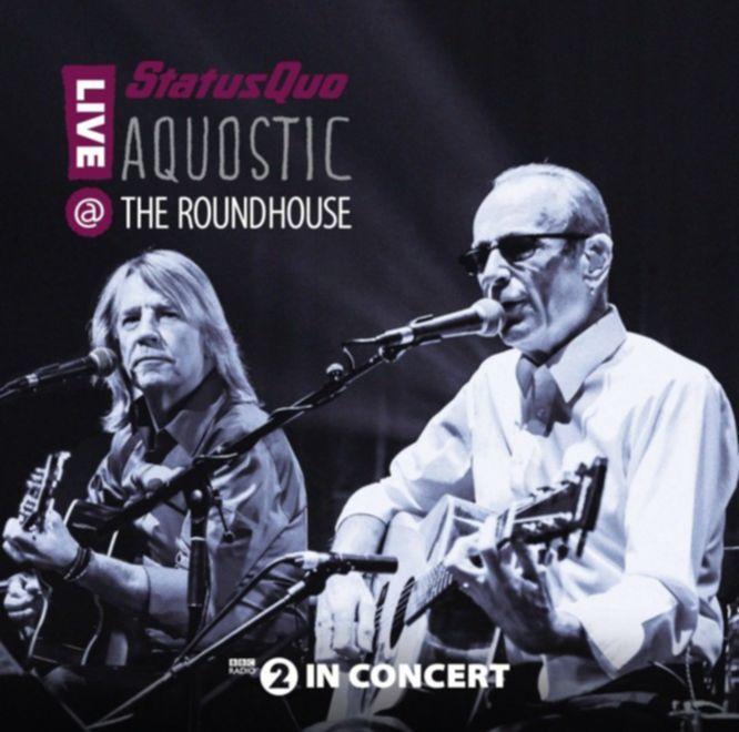 Status Quo aquostic live