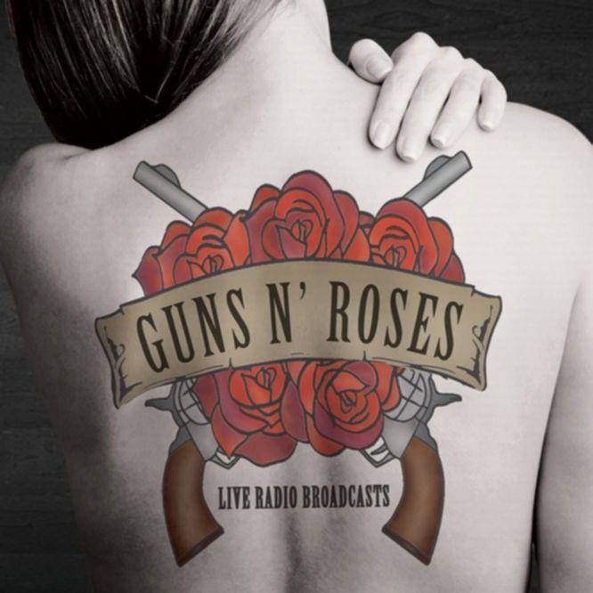 guns n roses radio broadcasts
