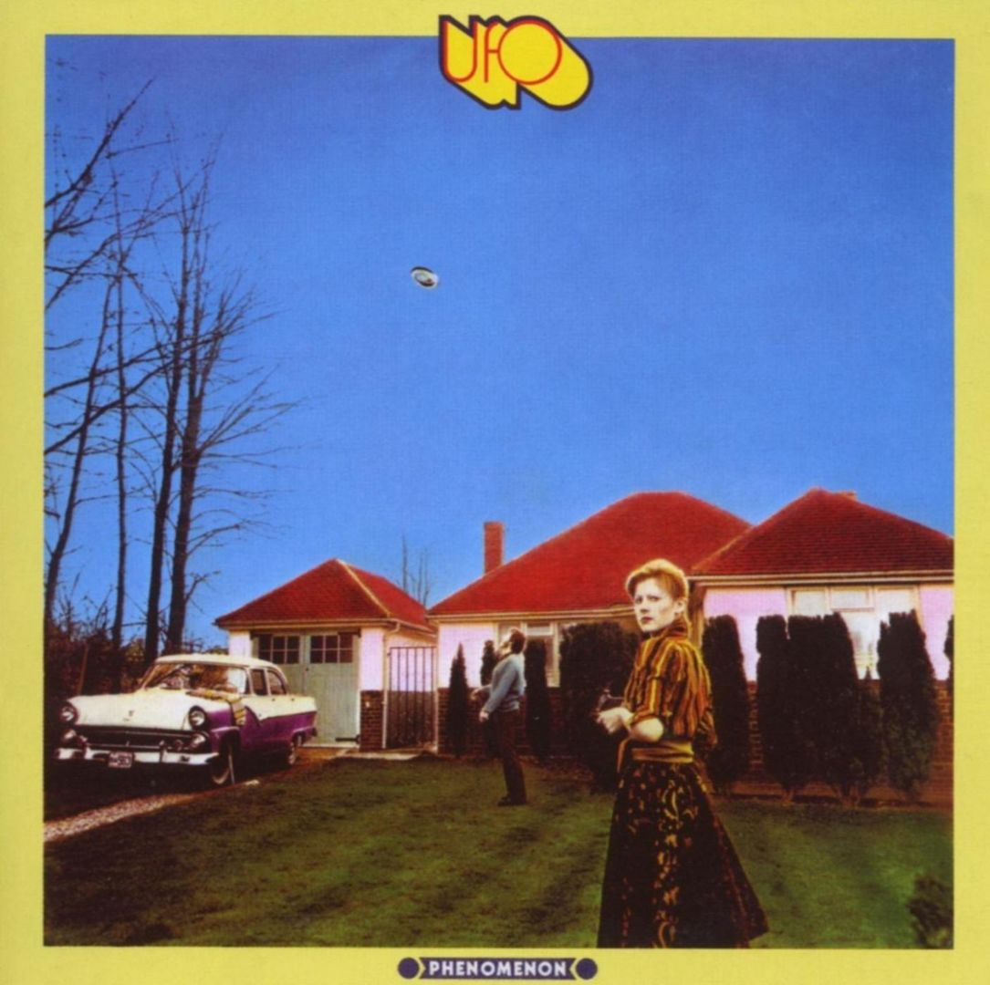 UFO - PHENOMENON (1974)