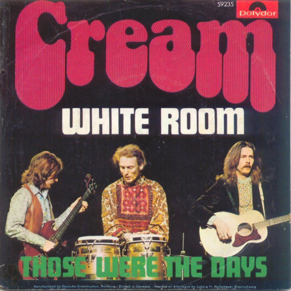 Cream - ›White Room‹