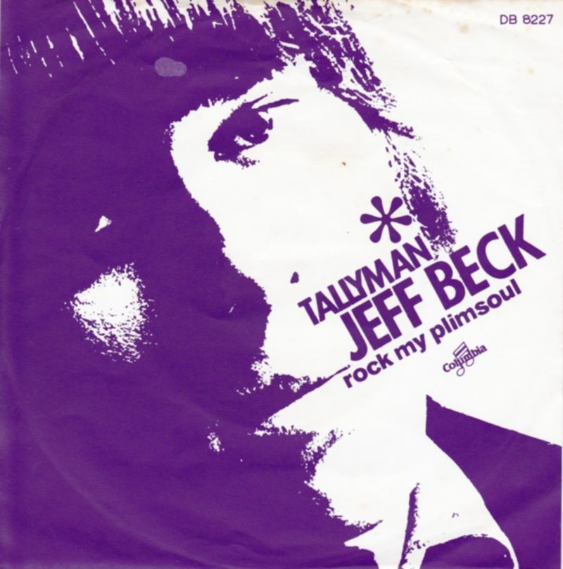 The Jeff Beck Group - ›Rock My Plimsoul‹