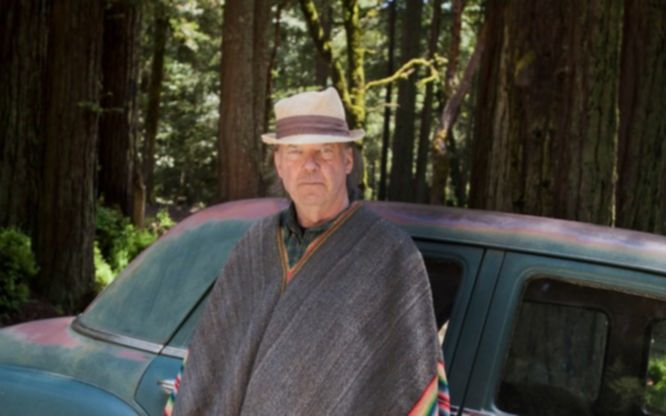 neil young press
