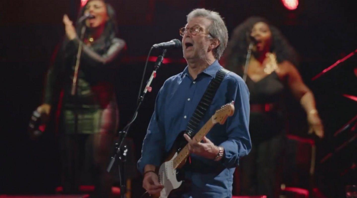 Eric Clapton still