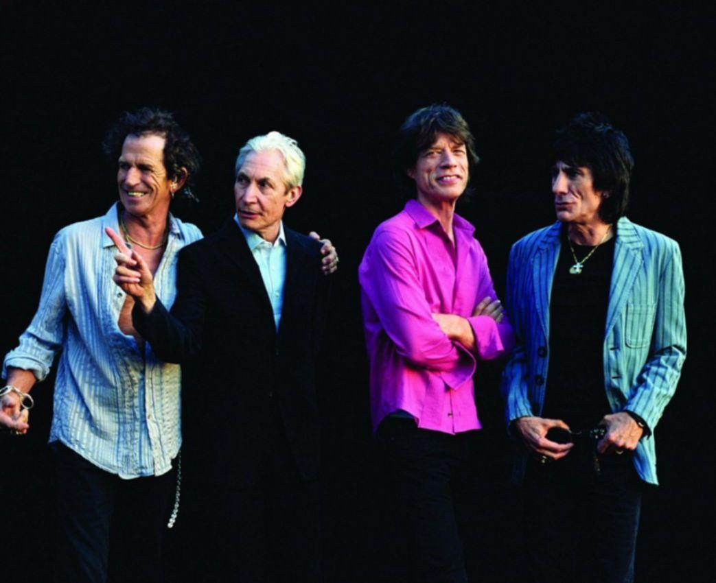 Rolling Stones promo universal