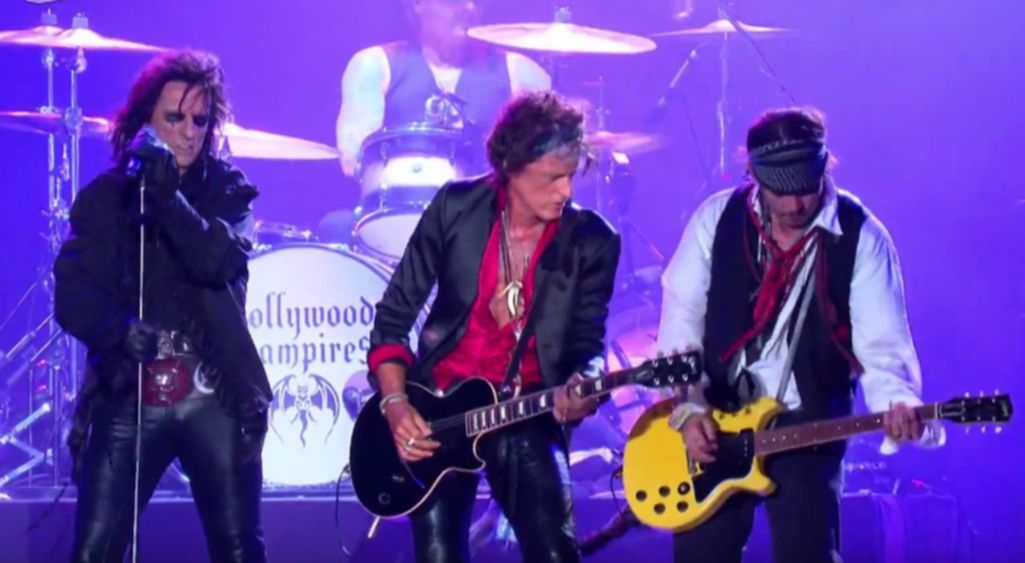 hollywood vampires rio